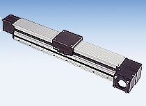 120 series Belt Driven Linear Slides