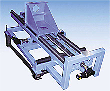 Custom Screw Driven Positioning System
