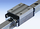 HRC series Square Rail Linear Guide