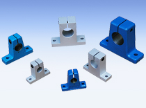 Precision Linear Shaft Support
