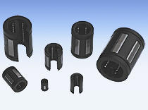 Round Rail Linear Bearings