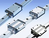 Square Rail Linear Guides
